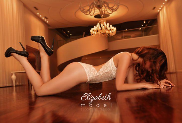 VIP escort mtl Elizabeth Jolie