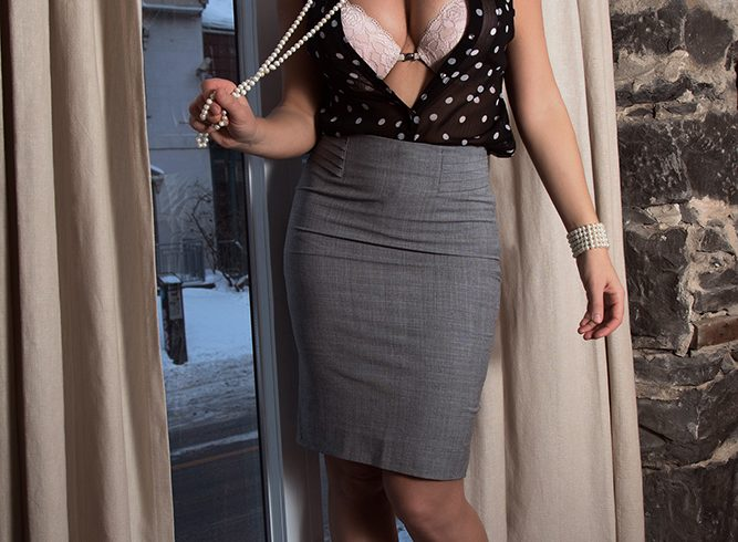 Luxury escort Montreal