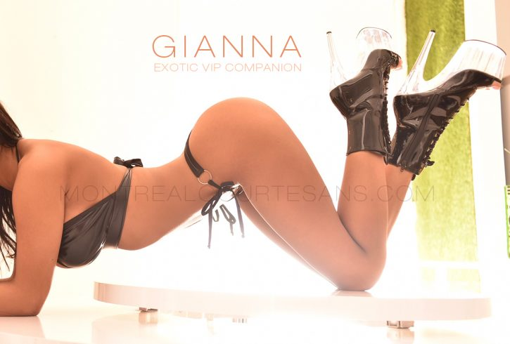 Gianna Montreal escort for couples