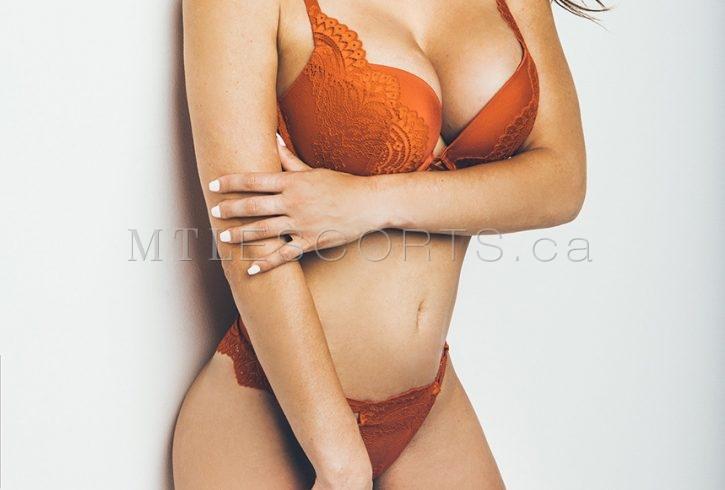 Independent escort Montreal Nikki Milano