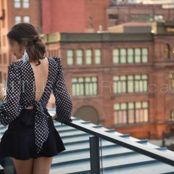Montreal elite escort elegant Lea