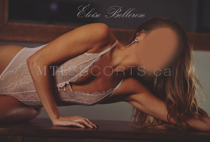Model companion Montreal Eloise Bellerose